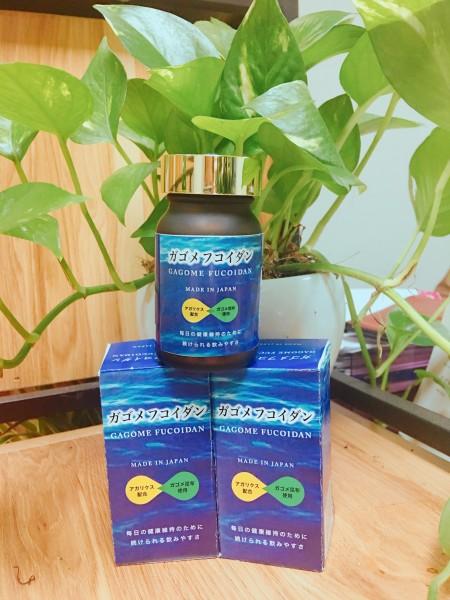 Gagome Fucoidan - Thực phẩm chức năng hỗ trợ điều trị ung thư